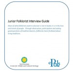 Junior Folklorist Interview Guide_image