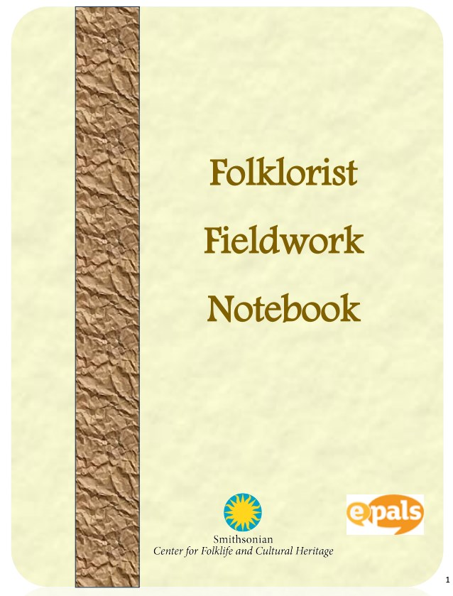 FieldWork_Notebook