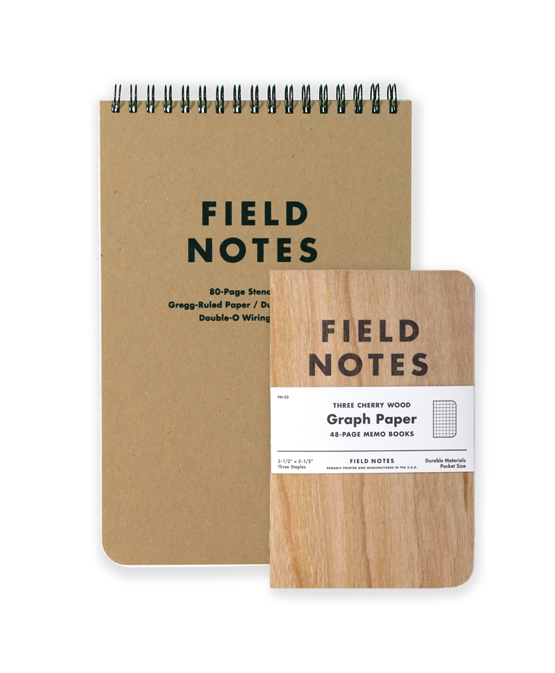 Field Notes Prize Pack