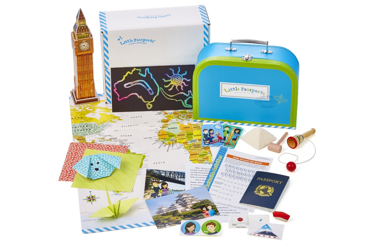Little Passports World Explorer 1 Year Subscription